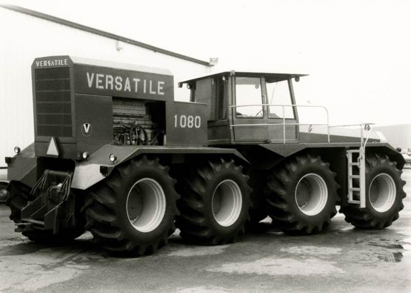 Versatile Big Roy