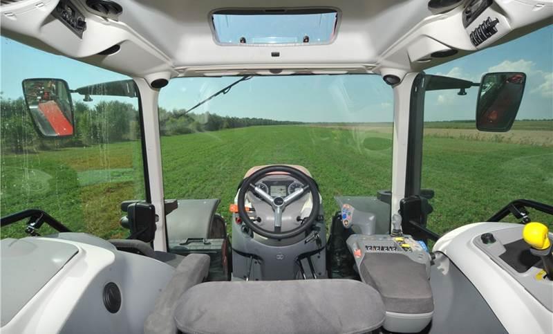 טרקטור מקורמיק X7 VT-Drive
