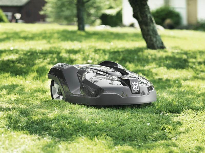 מכסחת רובוטית הוסקוורנה 430X