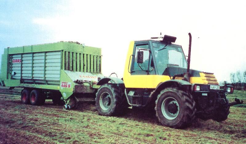 1990 prototype Fastrac