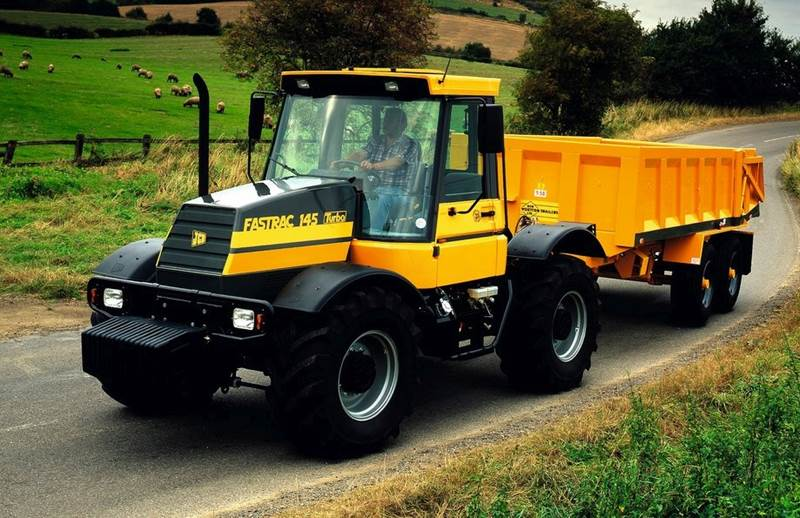 1991 JCB Fastrac 145 Turbo