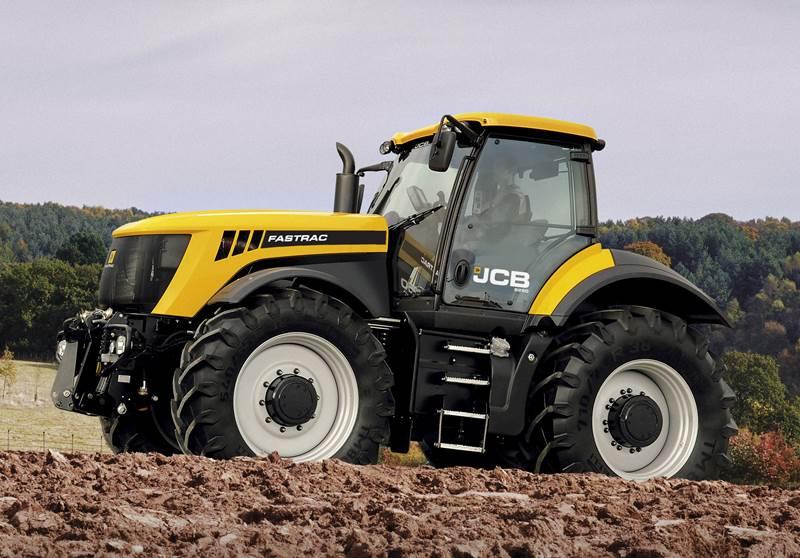 2008 JCB Fastrac 8250 Series II