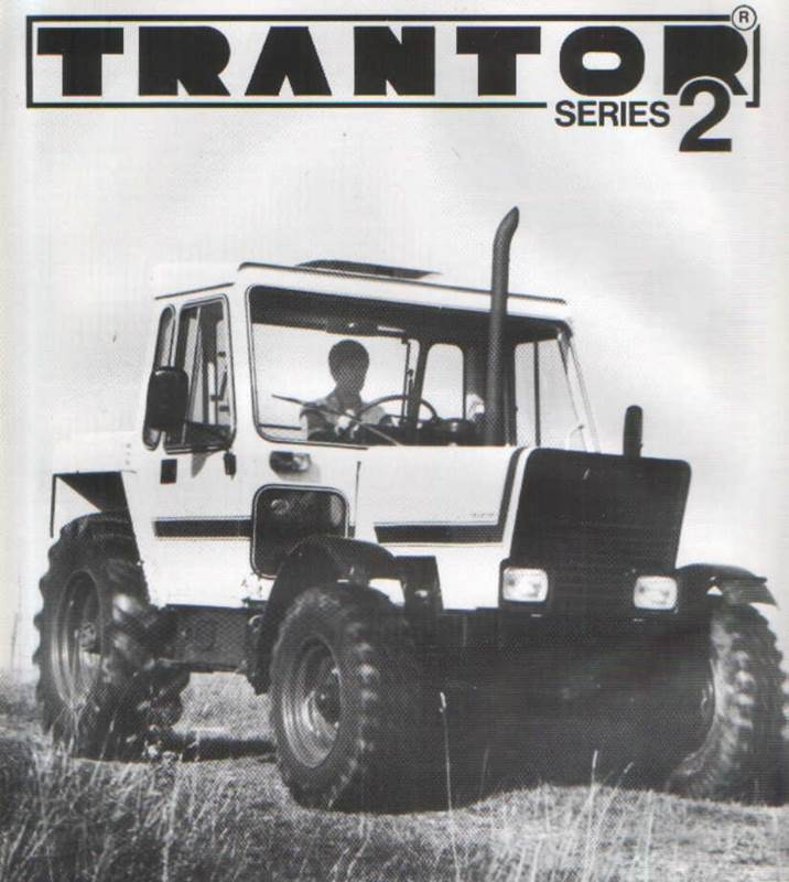 Trantor Tractor