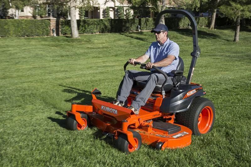 מכסחת דשא קובוטה מסדרה Z400