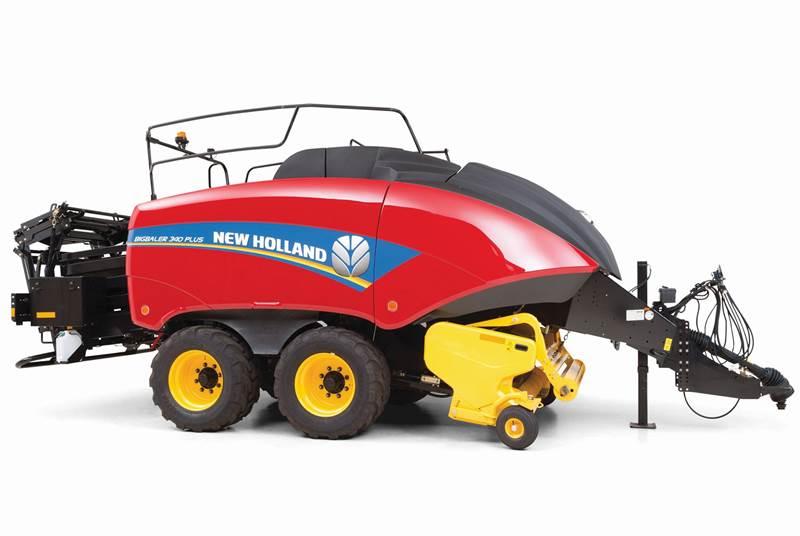 מכבש ניו הולנד BigBaler 340 Plus