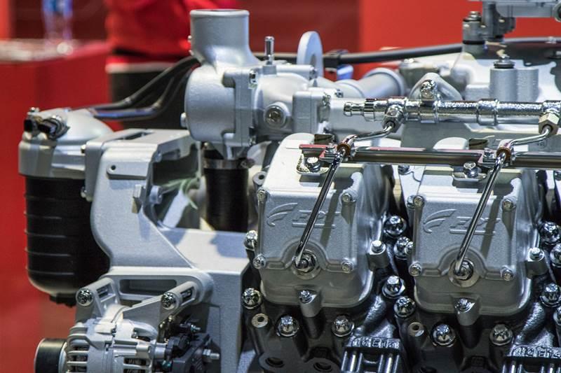 מנוע FPT V20