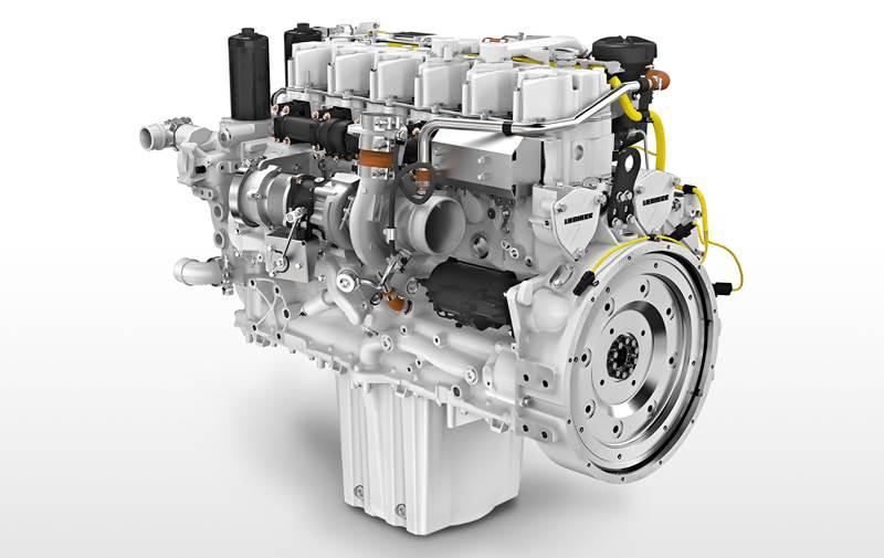 מנוע ליבהר דיזל מדגם D936-A7