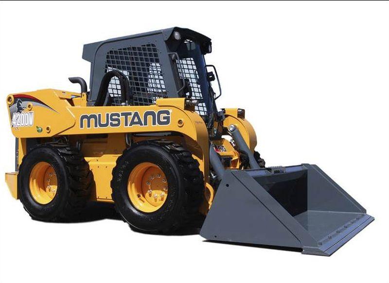 Mustang 4200V