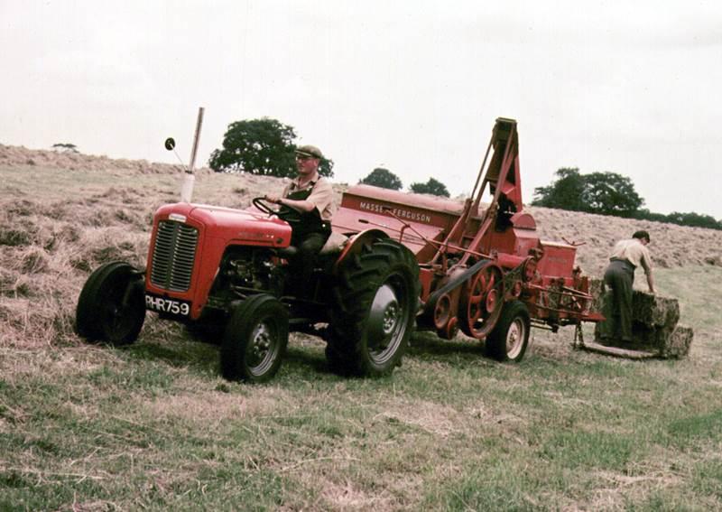 מוותיקי הישוב; MF35 היה למחזה מוכר ומוערך בקרב כל חקלאי בישראל, ורבים גדלו - תרתי משמע - על טרקטור כזה