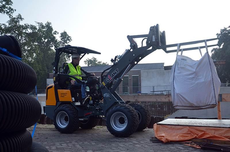 מיני מעמיס אופני ג'יאנט D337T X-TRA