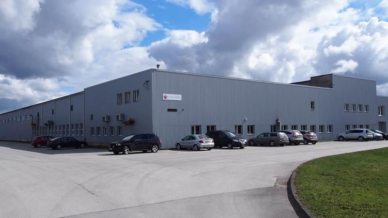 מפעל נורקאר בפינלנד