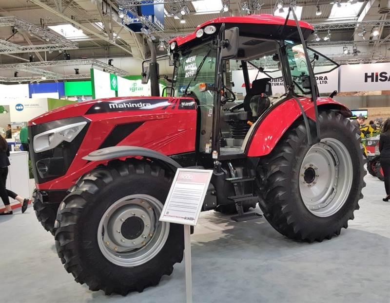 טרקטור מהינדרה 9125