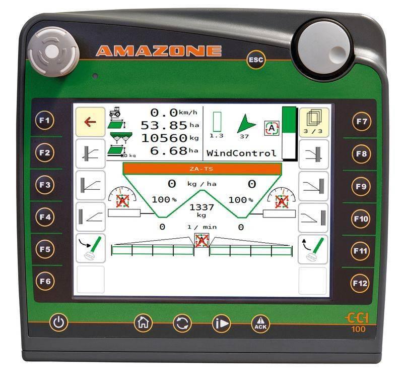 Amazone WindControl system