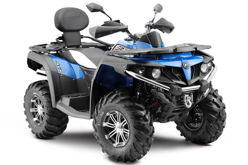 CFMoto C Force 550