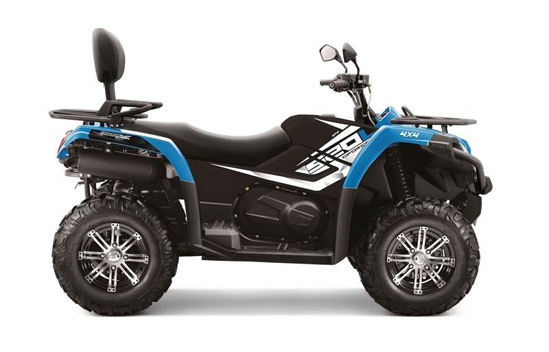 CFMoto C Force 520L