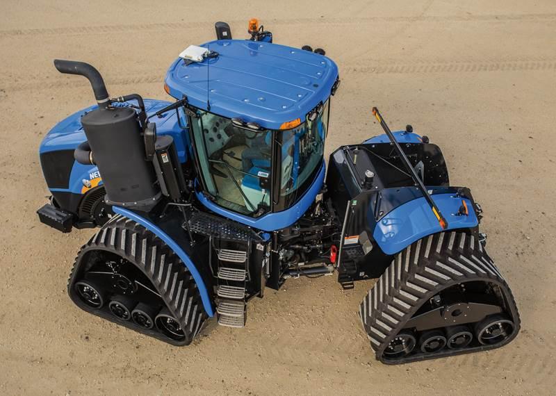 ניו הולנד T9.645 SmartTrax