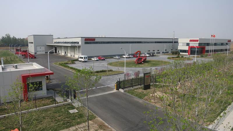 מפעל Grimme בסין
