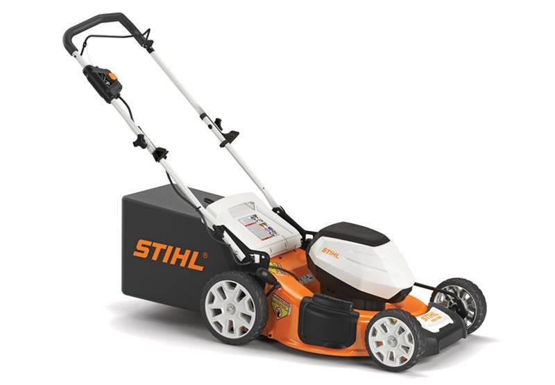 מכסחת דשא חשמלית נטענת Stihl RMA 460