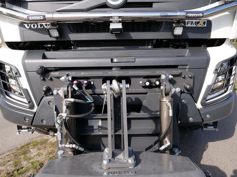 Volvo FMX540 4x4 Multitruck