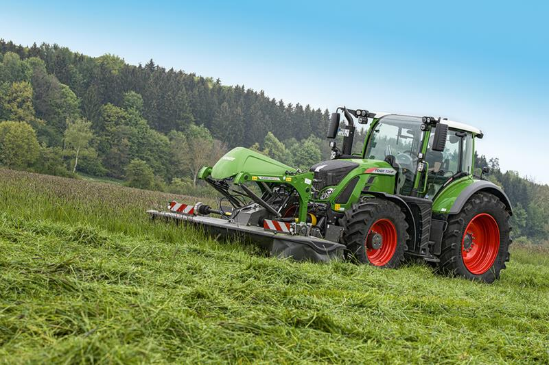 Fendt Slicer FQ