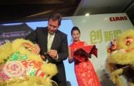 קלאאס פותחת סניף בסין