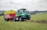 מרצדס: ה-Unimog ליער ולחקלאות