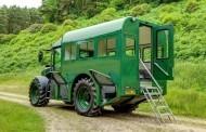 חדש: האוטובוס של JCB!