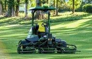 תחזוקת מגרשי גולף אוטונומית