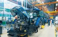 CNH משביתה מפעלי ייצור